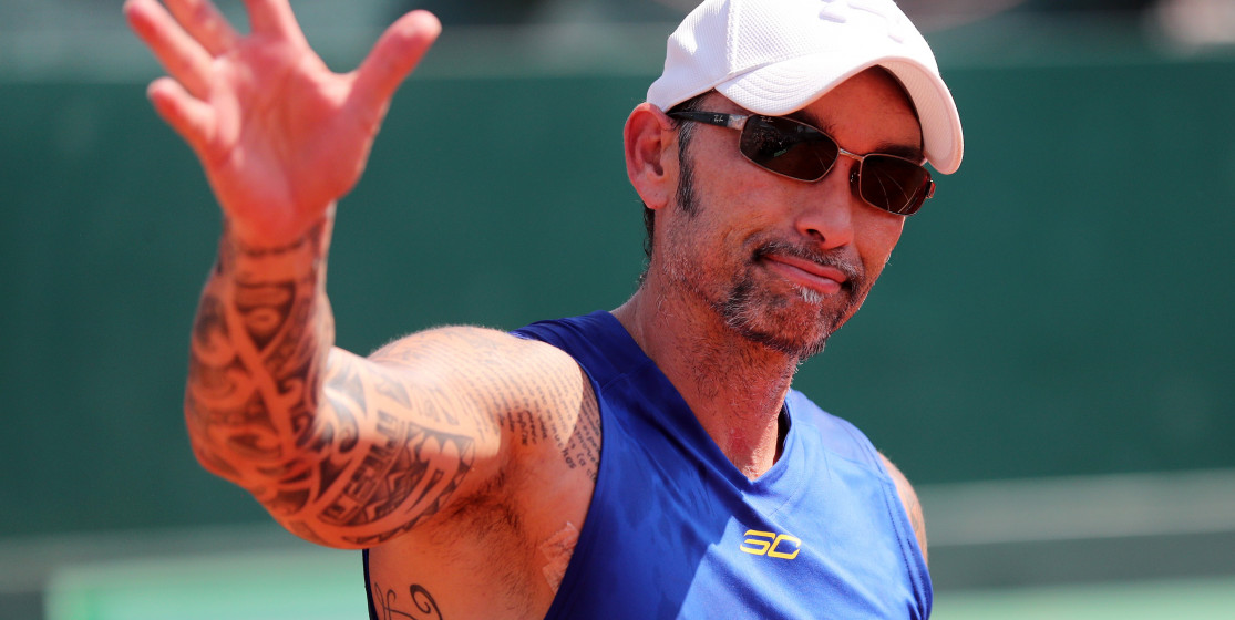 The tennis news (but not only) of the week: Marcelo Rios and Scarface
