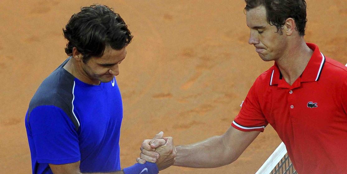 Richard Gasquet ne doit pas respecter Federer !