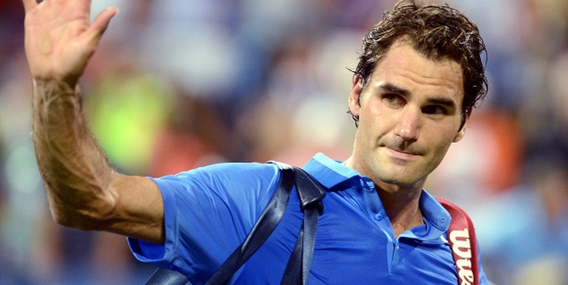 Roger Federer, praise the beauty