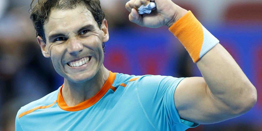 Rafael Nadal, à son rythme