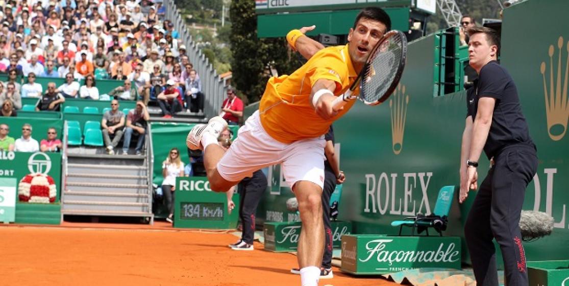 Djokovic, Catch me if you can!