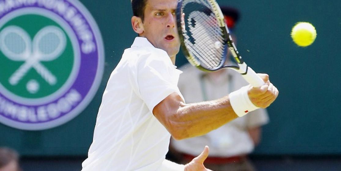 Djokovic en piaffe de plaisir !