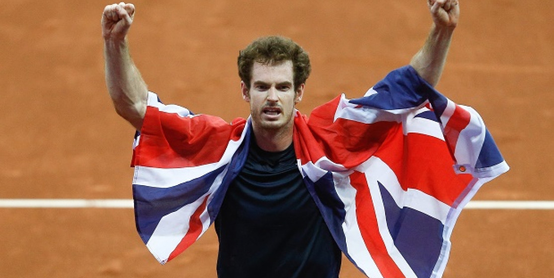 The Emperor Andy Murray