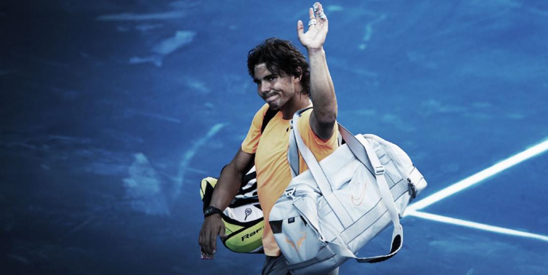 Rafael Nadal en terre inconnue