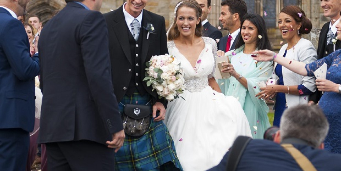 Murray said yes, in his kilt