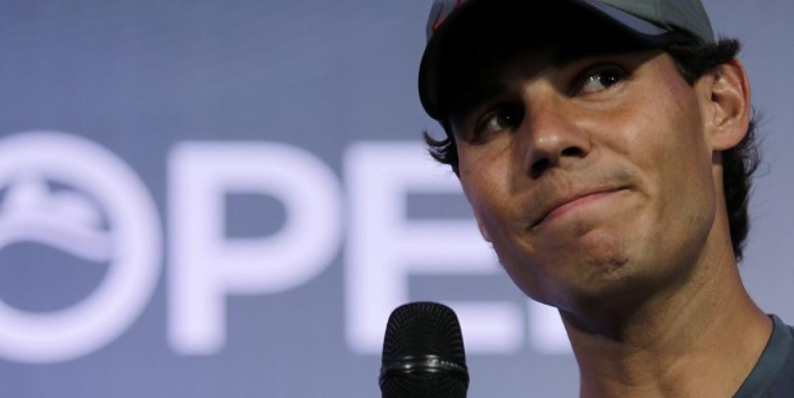 Rafael Nadal saw Jesus