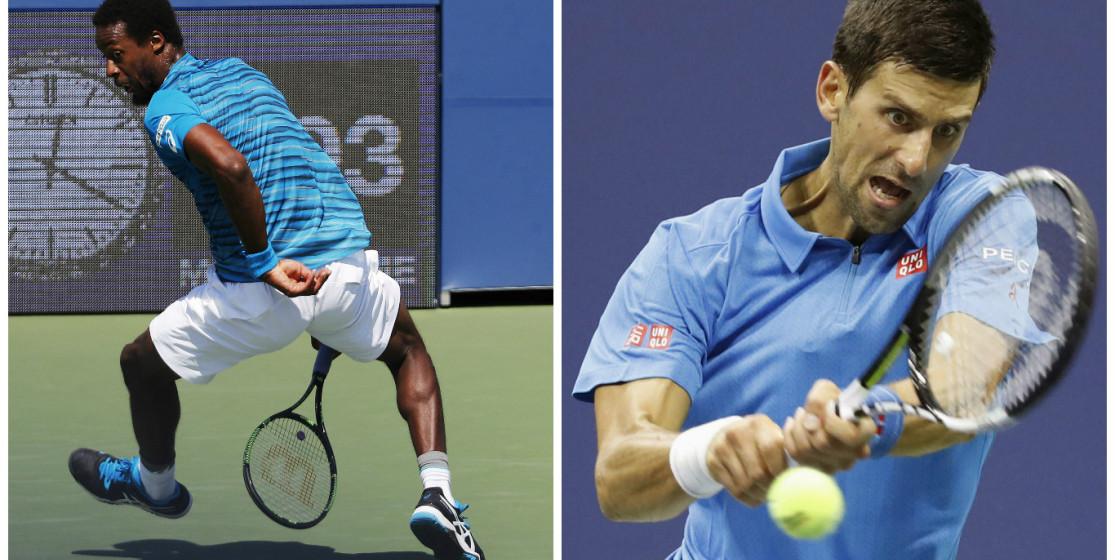 Djokovic-Monfils : deux possibilités