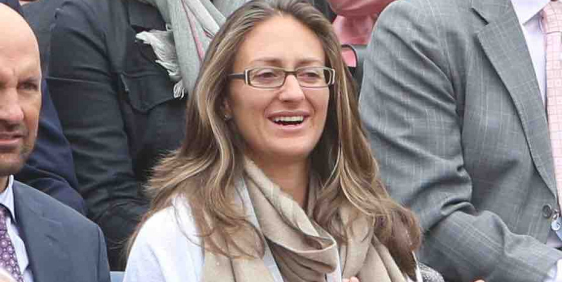 Mary Pierce la co-capitaine
