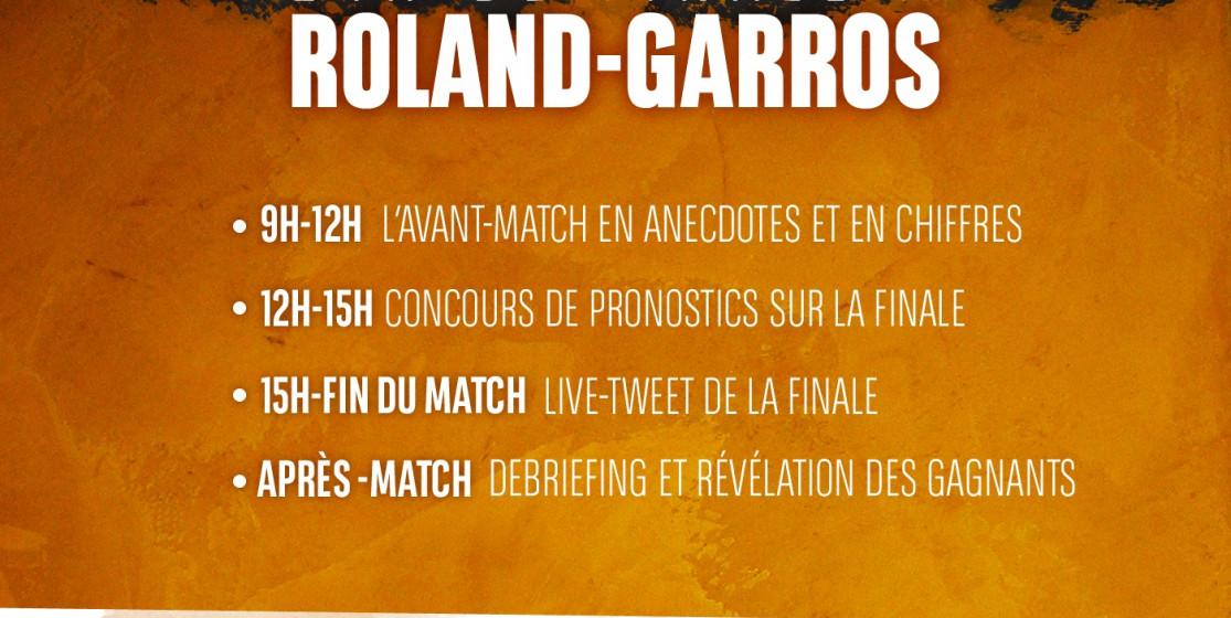 Gagnez vos places pour la 1/2 finale de Coupe Davis par BNP Paribas à Roland-Garros !
