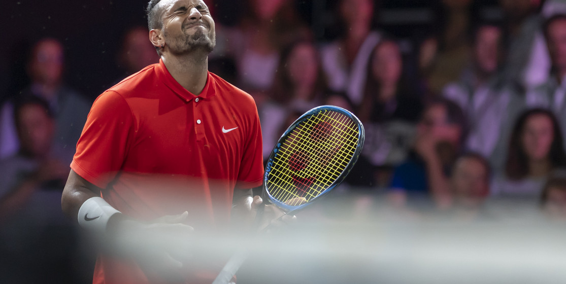The tennis news (but not only) of the week: a punished Kyrgios and wasabi