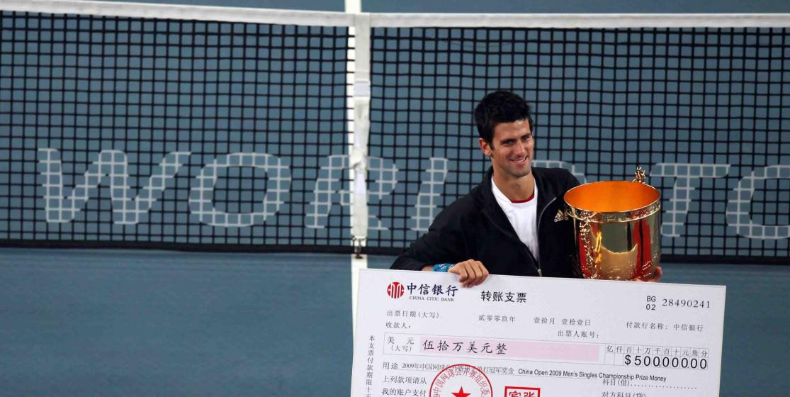 Plus de dollars pour Williams ou Djokovic ?