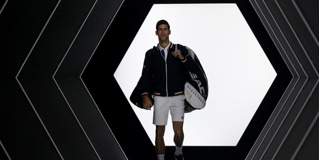 Djokovic, always on top