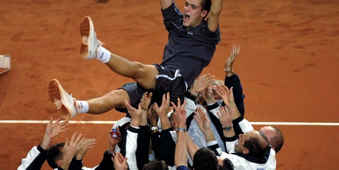 Top : les héros inattendus des finales de Coupe Davis par BNP Paribas