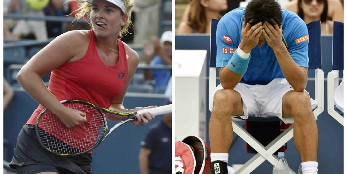 US Open : humidité et innovation !