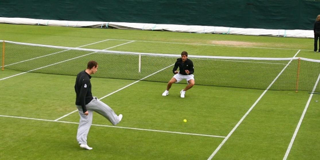Comment Wimbledon cohabite-t-il avec l'Euro de foot ?