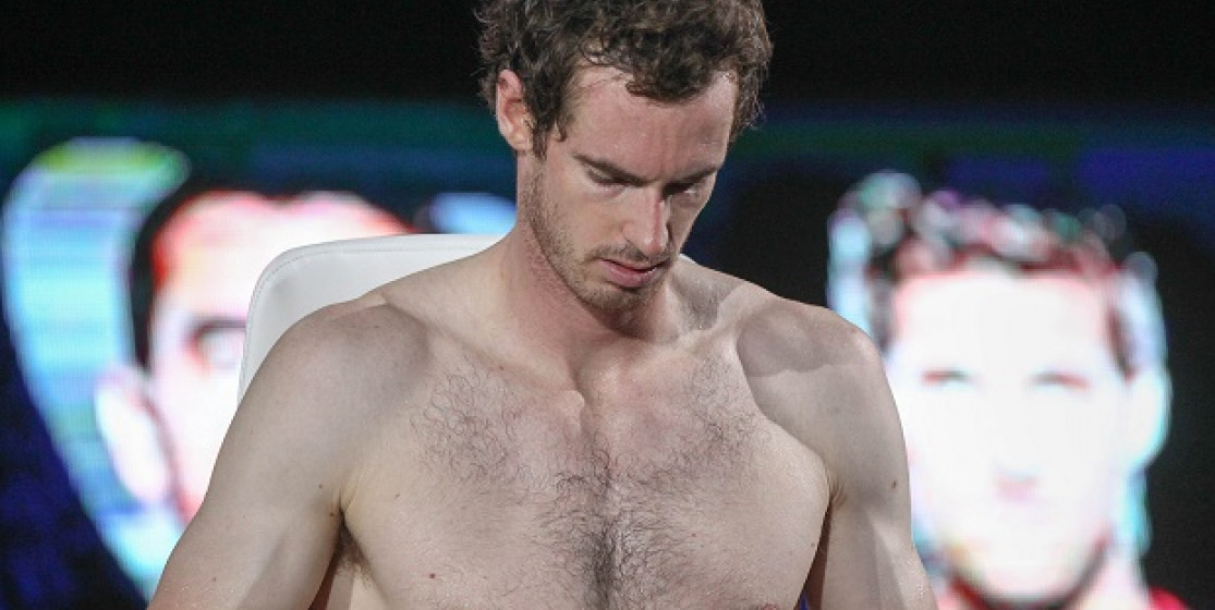 Andy Murray, mission n°1