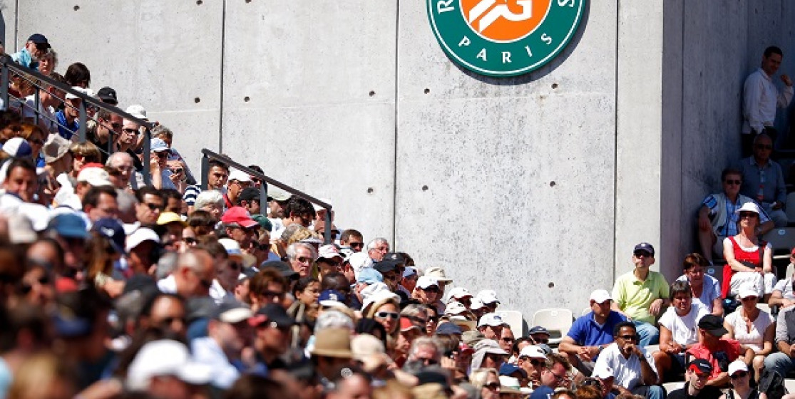 10 things you need to know about the public at the French Open