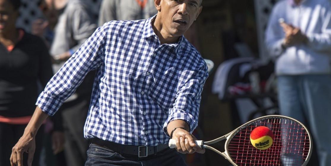 Top 10 : tennis and politics