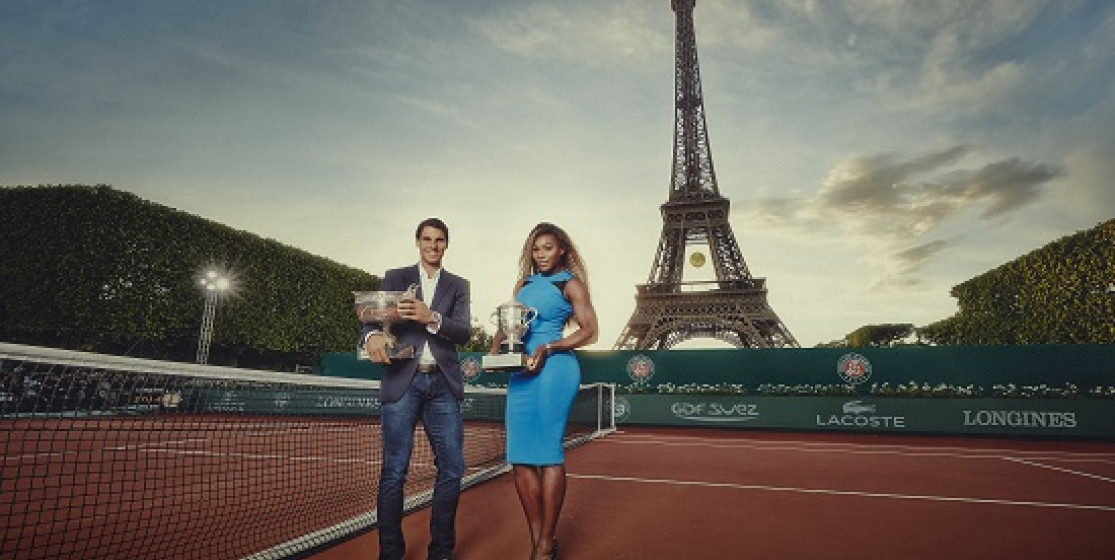 WHAT THE PLAYERS SAID ON THE EVE OF ROLAND GARROS