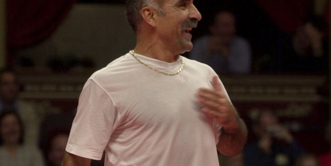 The day when the french audience really discovered Mansour Bahrami