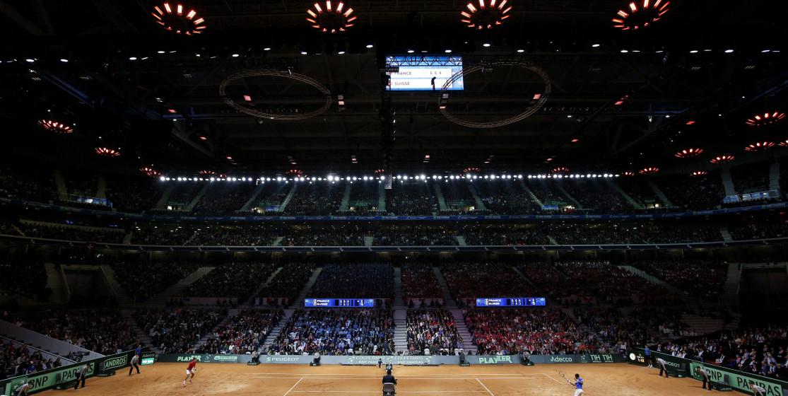 Les stades les plus insolites de la coupe Davis par BNP Paribas