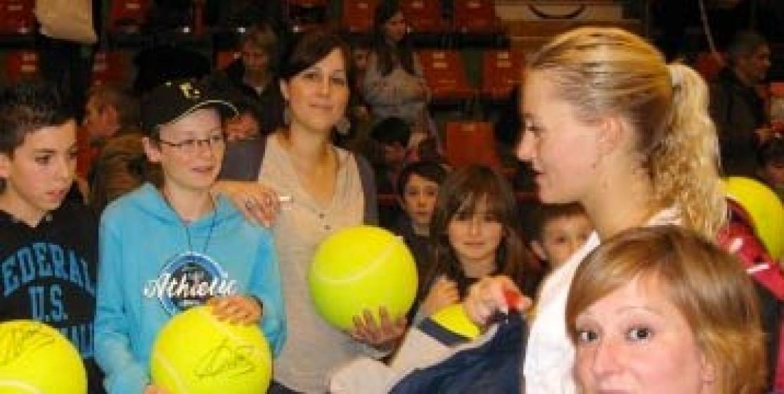 We Are Tennis Solidaire par BNP Paribas : c'est au programme