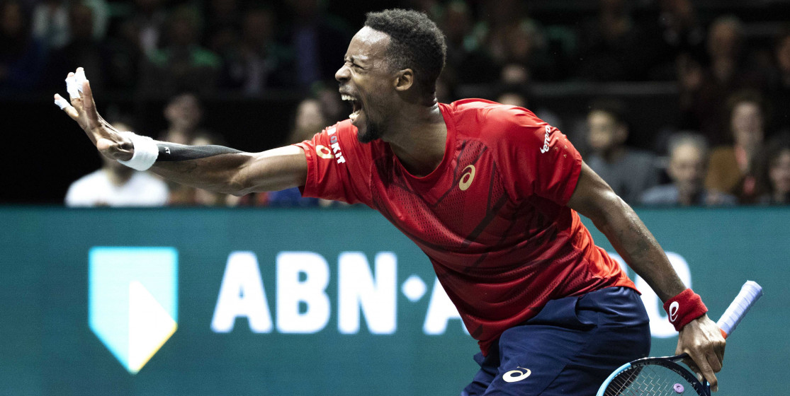 The tennis news (but not only) of the week: Monfils and the oldest person living in the world