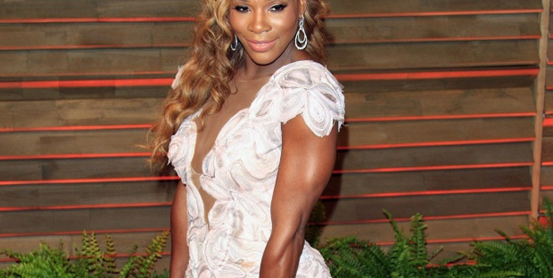 Serena Williams, influential woman