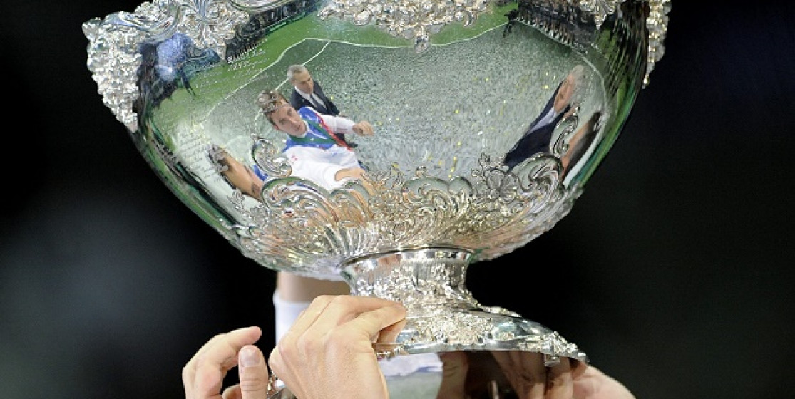 You know that you're fan of the Davis Cup by BNP Paribas when…