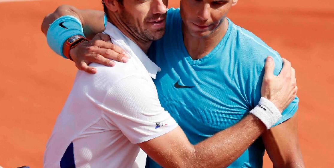 Rafael et Richard si près et si loin