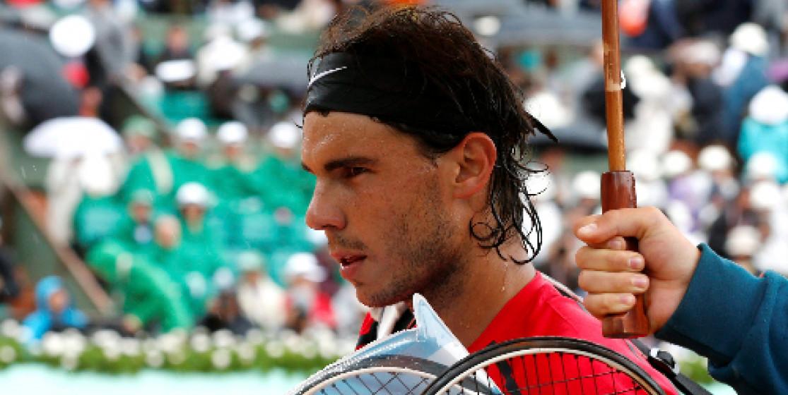 Rafael Nadal face à un nouvel adversaire : l'automne