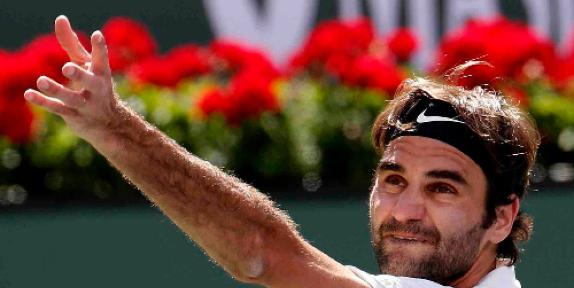 La constance de Federer