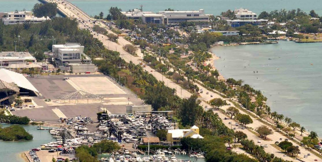 Miami : échange pélicans pour stade moderne