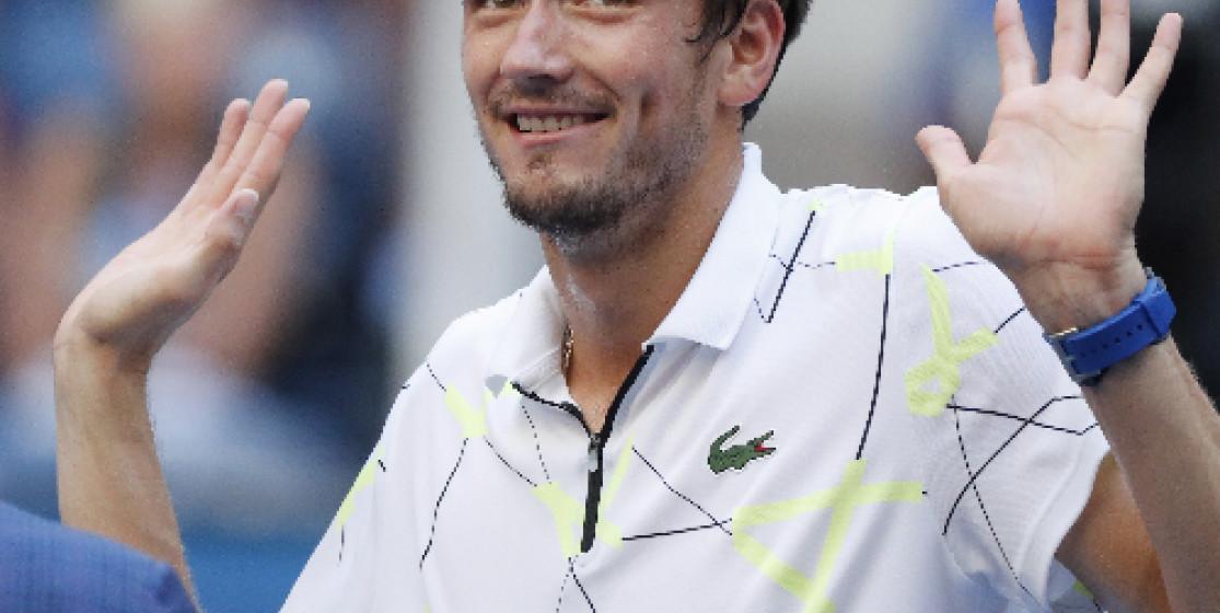 Daniil Medvedev, le super-vilain de l'US Open