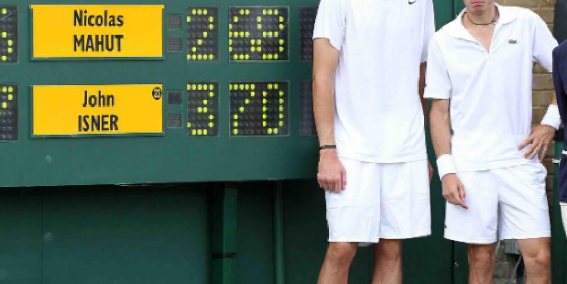 A Wimbledon, fais ce qu'il te plait