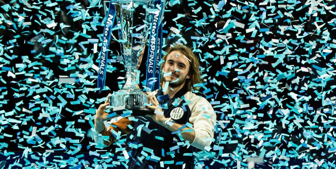 Stefanos Tsitsipas est le tenant du titre aux ATP Finals 2020