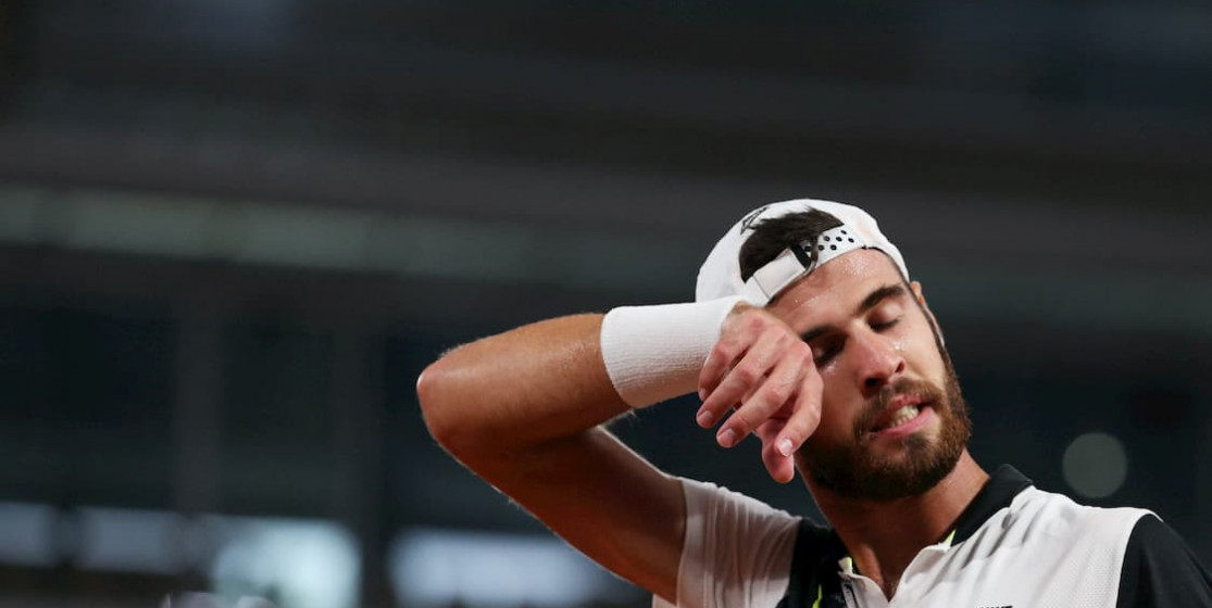 The tennis news (but not only) of the week: Khachanov's exile and the loss of Diego