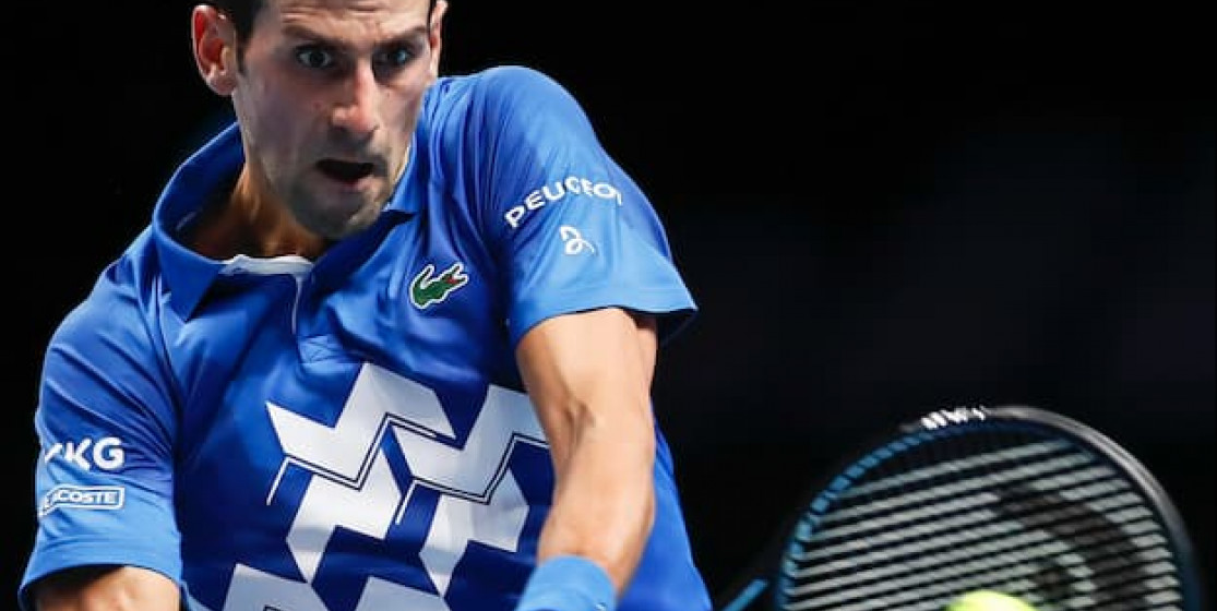 The tennis news (but not only) of the week: Djokovic's pushups and a sold-out corset!