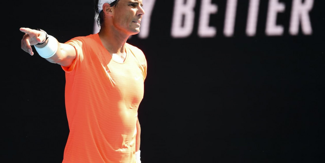 The tennis news (but not only) of the week: Nadal, a middle finger and a big avocado