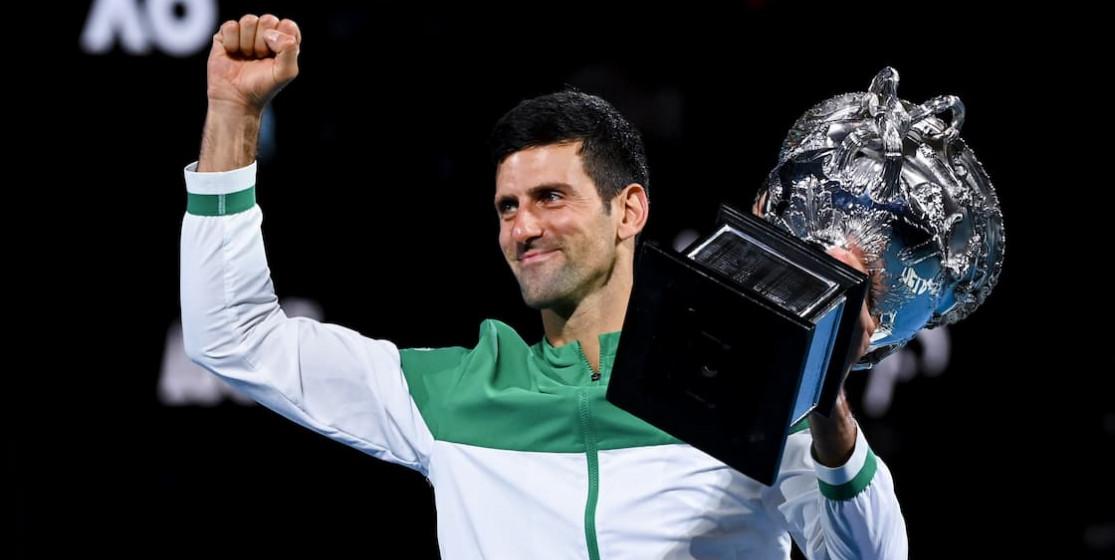 Open Australie - Djokovic
