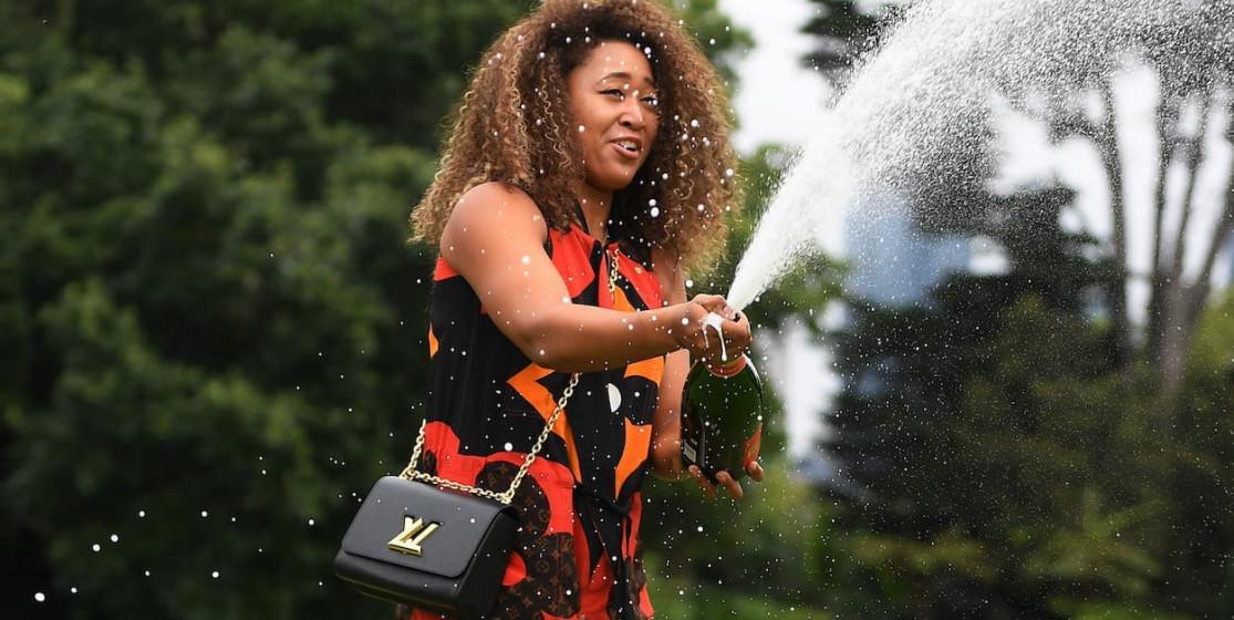 L'actualité tennis (mais pas que) de la semaine: la reine Osaka et une baleine miracle