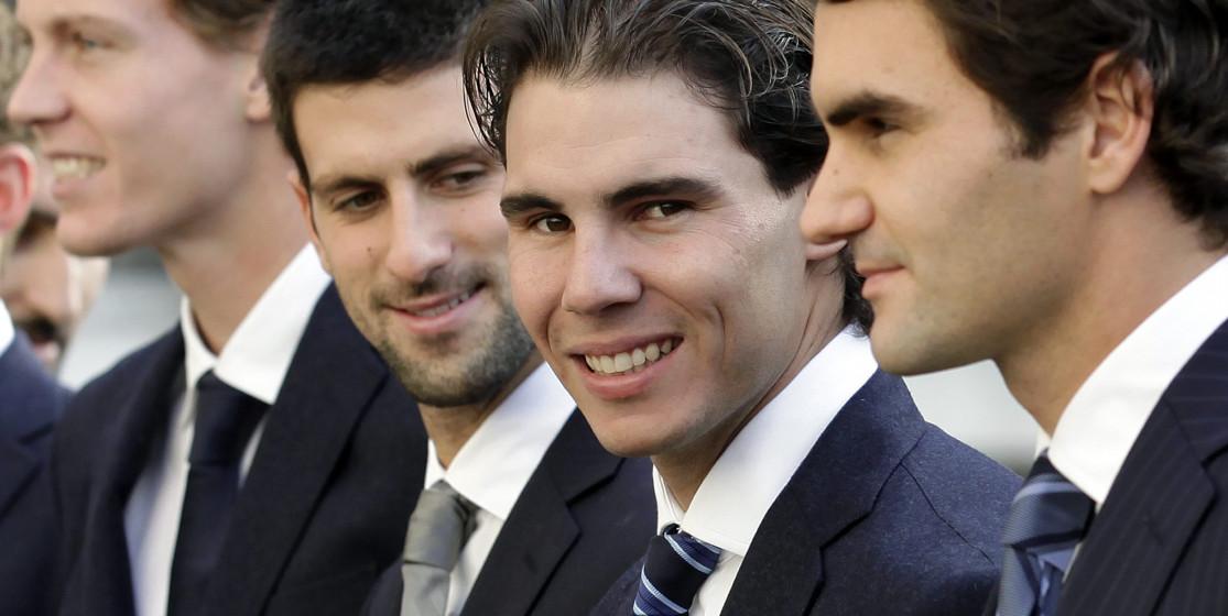 Qui de Djokovic, Nadal ou Federer sera le Goat ?