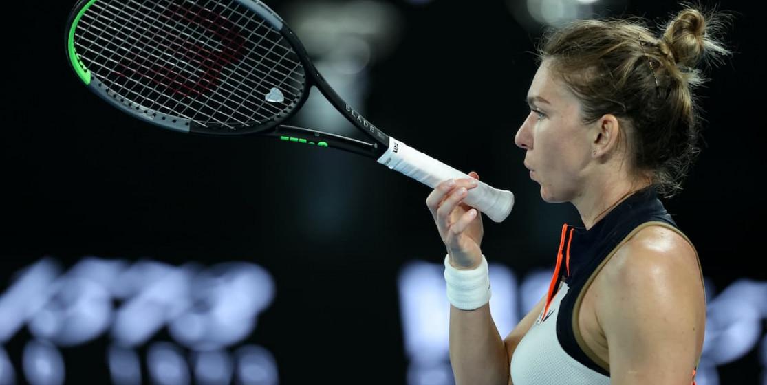 L'actualité tennis (mais pas que) de la semaine: le vaccin de Simona Halep et une montée de pneu record
