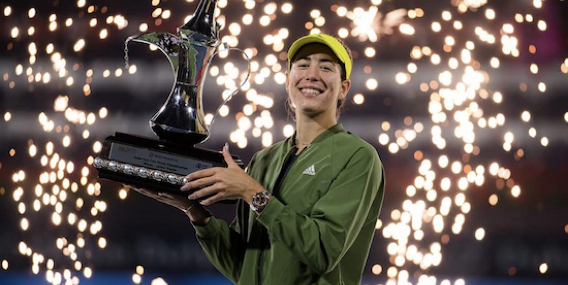 L'actualité tennis (mais pas que) de la semaine : une Muguruza dans le grand 8 et un tweet à deux millions