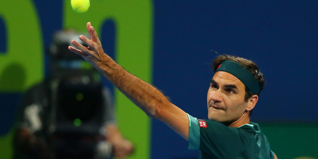 Is Federer back ? Roger that !