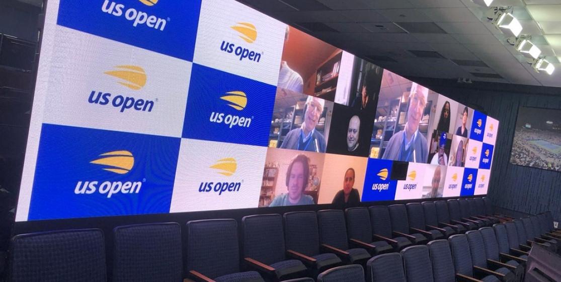 A look at the virtual media room