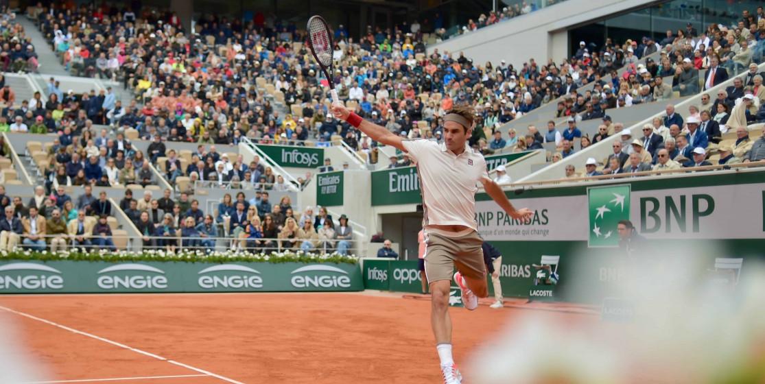 Will Roger Federer be at Roland-Garros ?