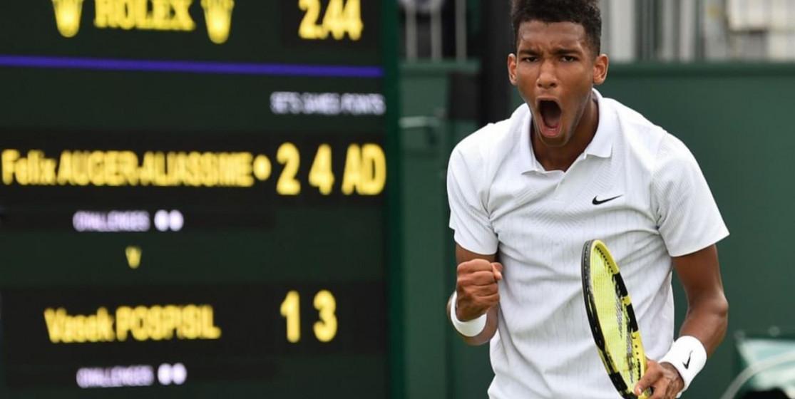 L'actualité tennis (mais pas que) de la semaine : un nouveau duo Toni-Félix et la vente d'un avant-bras sur Internet