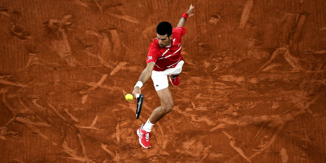 Novak Djokovic – a relaunch in Belgrade with the French Open in sight