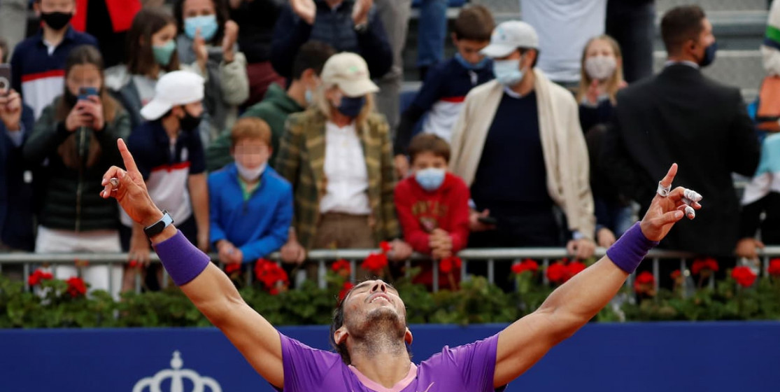 The tennis news (but not only) of the week : The magic bull and a Serbian snail